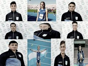 El futuro le dio una muy buena noticia al atletismo argentino