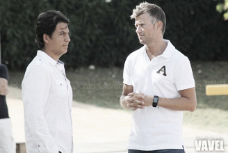 Misael Rivas y Antonio Reyes, nuevos doctores de la UD Almería