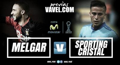 Previa Melgar - Sporting Cristal: Duelo de urgencias en Arequipa