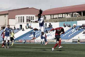 La UD Melilla vuelve a creer en el playoff