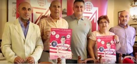 El II Memorial Luis Oruezábal 'Chikito' enfrentará a veteranos de Granada y Betis