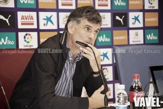 """Mendilibar: """"Es mejor que el partido malo sea ante equiposcomo el Sevilla"""""""
