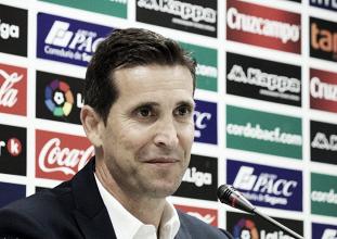 """Juan Merino: """"No tenemos jugadores ni cuerpo técnico para ganar partidos con 3 y 4 goles"""""""