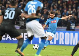 """Napoli, la carica di Mertens: """"Ho creduto nella squadra, in Sarri e nel progetto. Possiamo vincere"""""""