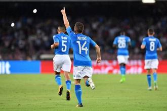 Napoli, Mertens e la strada verso la gloria