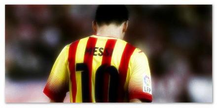 Messi guide le Barça