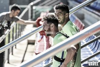 El Barça regresa pensando en la Copa del Rey