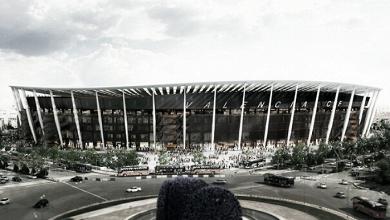 Proyecto renovado del nuevo Mestalla
