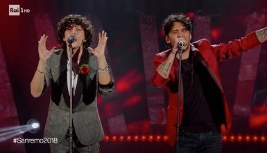 Sanremo 2018 - Il riassunto e le pagelle della terza serata