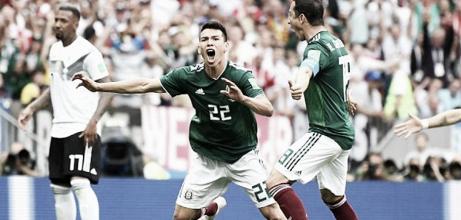 México le ganó al último campeón del mundo