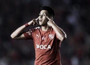 """Autor de gol da vitória do Rojo, Meza tem discurso cauteloso: """"Melhorar alguns aspectos"""""""