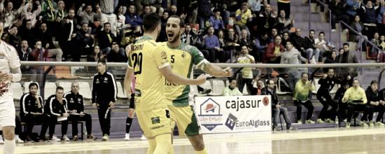 Jaén sigue haciendo historia y Segovia vuelve a la realidad