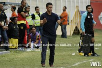 """Diego Ramírez: """"Hay que reconocer que el rival fue mejor"""""""