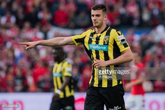 Matt Miazga named in United States squad for the Gold Cup