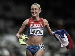 Yulia Zaripova officially stripped of London 2012 gold medal