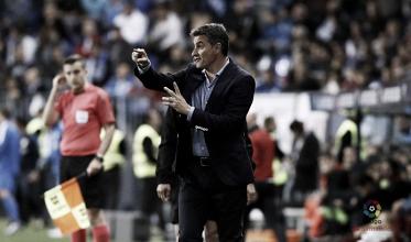 Míchel consigue el pleno de victorias en Liga ante el Sevilla FC