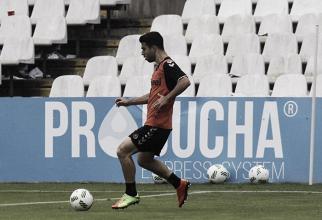 """Gándara: """"Será clave no encajar gol en El Sardinero"""""""