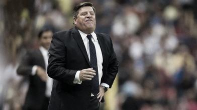 """Miguel Herrera: """"En el primer tiempo tuvimos que haber resuelto el juego"""""""