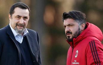Gattuso parla del calciomercato estivo del Milan