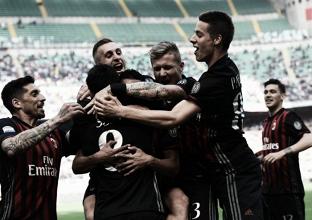 AC Milan gana, sueña y está listo para el Inter