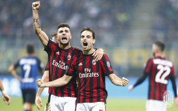 Milan, tris di candidature per l'Europa League: Locatelli, Calhanoglu e Cutrone