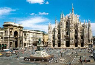 Milán, moda y negocios entre museos