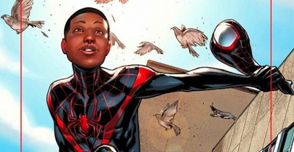 "Comic Book Wednesday: Ultimate Spider-Man ""Who is Miles Morales"""