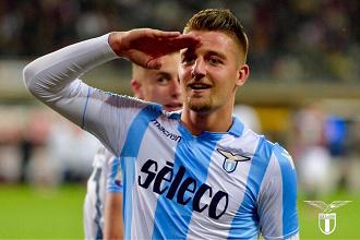 Lazio, Milinkovic-Savic c'è ed è pronto al rinnovo
