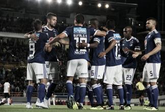 Millonarios y Fariñez sellan pase a octavos de Copa Sudamericana