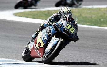 Joan Mir domina su primer entrenamiento de Moto2 en Mugello