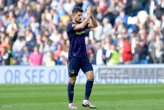 Kevin Mirallas could leave Everton during the January transfer window