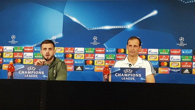 Juventus - Barcellona: le parole di Pjanic e Allegri
