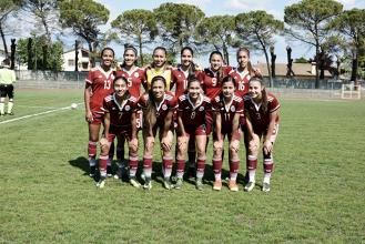 Tri Femenil Sub-17 gana el tercer lugar en Gradisca