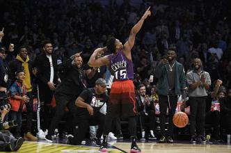 Dia 2 del All Star Weekend de la NBA