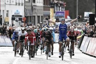 Scheldeprijs, vince Kittel allo sprint su Viviani