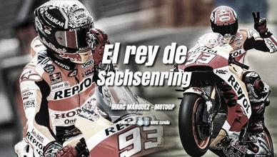 Marc Márquez: El rey de Sachsenring