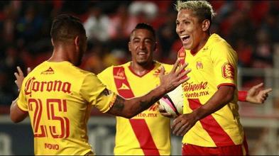 Resultados y goles de Cafetaleros vs Monarcas Morelia en Copa MX (4-2)