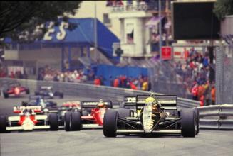 Monaco 1985: A segunda vitória de Alain Prost