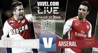 AS Monaco - Arsenal en direct commenté : suivez le match en (0-2)