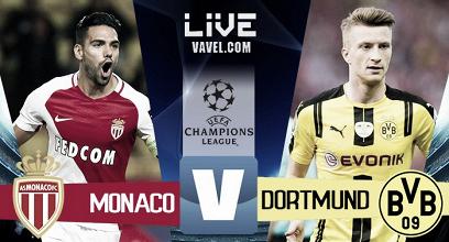 Risultato Monaco 3-1 Borussia Dortmund in quarti di ritorno Champions League 2016/17: Monaco in semifinale!