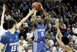 2017 NBA Draft: Malik Monk, a young star in the making