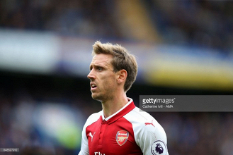 Nacho Monreal awarded Arsenal player of the month for September