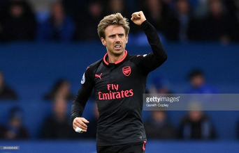 Nacho Monreal named PFA Player of the Month for October