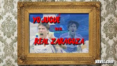 Yo jugué en el Real Zaragoza: Leo Ponzio