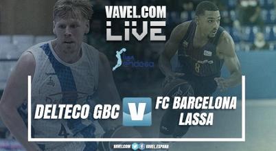Resumen Delteco GBCvs FC Barcelona Lassa en vivo y en directo online en ACB 2017/18 (77-101)