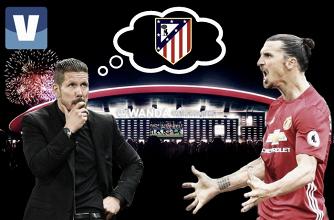Zlatan Ibrahimovic, el gigante de Malmoe causaría una gran agitación en el Metropolitano
