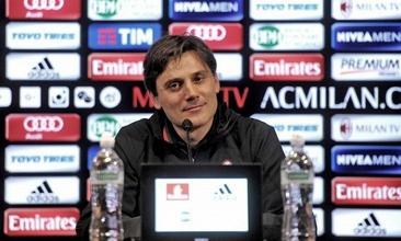 """Milan - senti Montella: """"Difesa a 3? Mi intriga, mi piace come idea"""""""