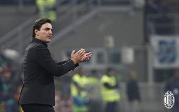 """Milan-Genoa, un punticino per i rossoneri. Montella : """"Meritavamo di vincere anche in 10"""""""