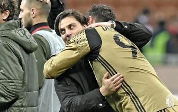 Milan, missione per Montella: il tecnico rossonero a Castellammare dai genitori di Donnarumma