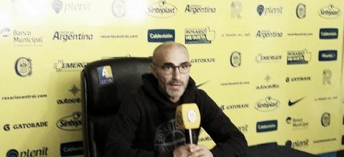"""Paolo Montero: """"La presión la tienen ellos por ser locales"""""""